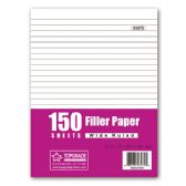 72 Units of 150 count filler paper - PAPER