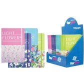"96 Units of Mini notebook 4x3""/4 pack"