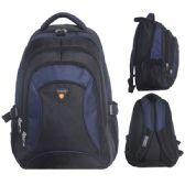 """12 Units of 18""""Backpack assorted"""