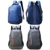 """12 Units of Backpack Waterproof Assorted - Backpacks 18"""" or Larger"""