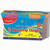 96 Units of Two Piece Modeling Dough - Clay & Play Dough