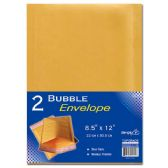 "96 Units of Bubble envelope 8.5x12""/2 count - Envelopes"