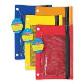 96 Units of Pencil pouch 11x7.3""