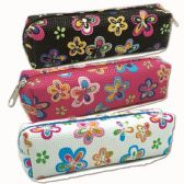 96 Units of Pencil case/flower design