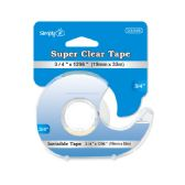 96 Units of Super clear tape