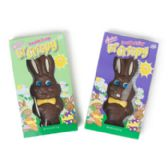 48 Units of Easter Candy Choco Bunny Lil' Crispy 2asst 2.5oz/boxed/in Pdq