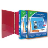 "48 Units of 1/2""presentation view binder - Clipboards and Binders"