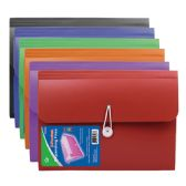 48 Units of 5-Pocket expanding file letter size/horizontal