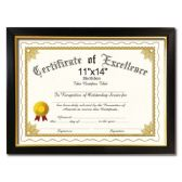 144 Units of Certificate frame 11x14""