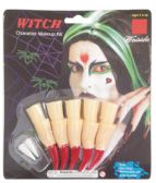 96 Units of Witch fingernail set