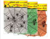 96 Units of Spider webs mix color