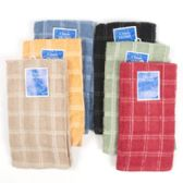 144 Units of Dish Cloth 15x15 6 Asst Colors
