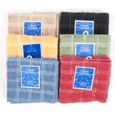 144 Units of Dish Cloth 2pk 12x12 6 Asst Colors