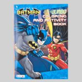 72 Units of Coloring Book Batman 96 Pages In Display Box