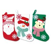 """96 Units of X""""mas stocking 18"""" - Christmas Stocking"""