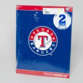 216 Units of Portfolio 2pk Texas Rangers