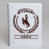 112 Units of 1 SUBJECT WYOMING NOTEBOOK