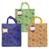72 Units of TRICK OR TREAT BAG in 3 ASST COLORS