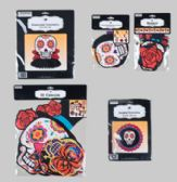100 Units of Sugar Skull/dod 5ast Party Decorations Halloween Pbh