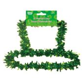 "96 Units of 13.8"" Tinsel hat - St. Patricks"