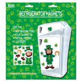 96 Units of St.patrick fridge magnets - St. Patricks