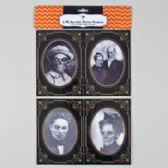 72 Units of Spooky Haunted Photo Frames