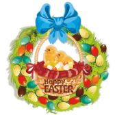 """96 Units of 23"""" Easter 3D cutout"""