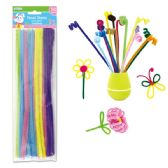 144 Units of Chenille Stems Fifty Count - Easter