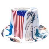 144 Units of USA Hat - Seasonal Items