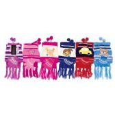 72 Units of 3 Piece kid's scarf set