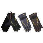 48 Units of Men's Ski Glove - Ski Gloves