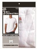 48 Units of Men's T-shirts crew neck Size Medium - Mens T-Shirts