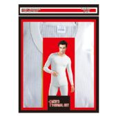 24 Units of Men thermal set/Medium Mix Color