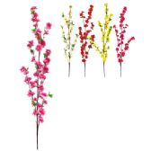 "72 Units of 48""Flower-peach blossom - Artificial Flowers"
