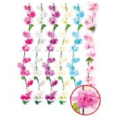 24 Units of Flower Vane Six Feet - Artificial Flowers