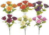 72 Units of Flower Assorted Colors