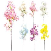 36 Units of Flower Assorted Colors - Artificial Flowers