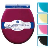 12 Units of Soft toilet seat mix
