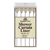 "48 Units of Shower curtain 70x72"" Beige - Shower Curtain"