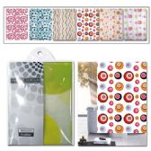24 Units of Shower curtain set 71x71""