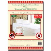 "24 Units of Zipped mattress cover/Full 78x54x10"" - Bed / Sheet Sets"