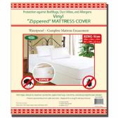 "24 Units of Zipped mattress cover/King 80x78x10"" - Bed / Sheet Sets"