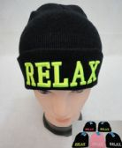 36 Units of Knit Hat [RELAX]