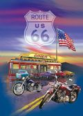 50 Units of 3D Picture 9731--Route 66