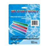 36 Units of Inflatable Swim Noodle - SUMMER TOYS