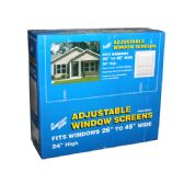 "12 Units of Window screen 24x45"" - Home Accessories"