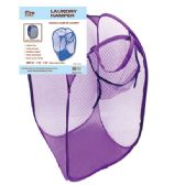 48 Units of Pop out hamper 16x16x28 - Laundry Baskets & Hampers