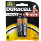 96 Units of Duracell AA 2 count