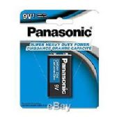 96 Units of Panasonic battery 9V 1 pack