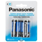 96 Units of Panasonic battery C 2 pack